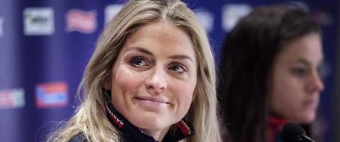 Johaug skjelver foran verdenscupavslutningen: - Ingvild stor favoritt til � vinne i Canada