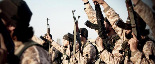 - Hvis IS velger � svare irregul�rt, er det bare � vente p� terrorangrepene