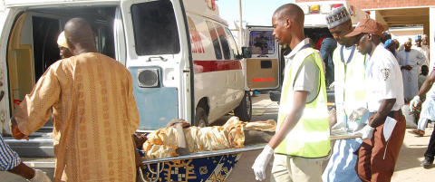 Jenta nektet � bli selvmordsbomber for Boko Haram - rev av seg bombevesten og flyktet