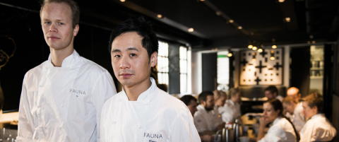 Michelin-restauranten Fauna legges ned