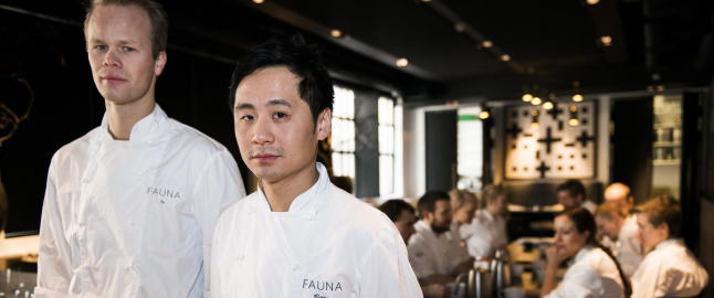 Michelin-restauranten Fauna legges ned