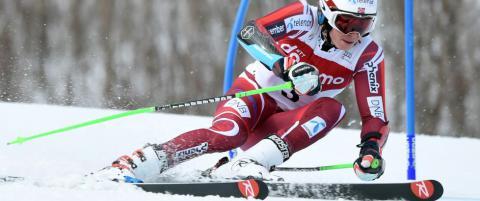Kristoffersen tok innp� Hirschers  forsprang i verdenscupen