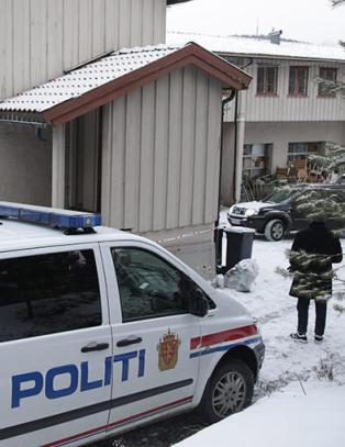 Mann d�de etter knivstikking i Kongsberg - antatt gjerningsmann p�grepet
