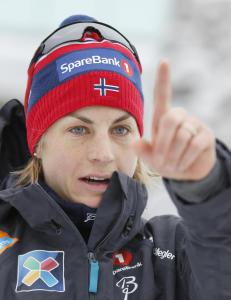 Gr�tkvalt Astrid forbanna p� svensk l�per