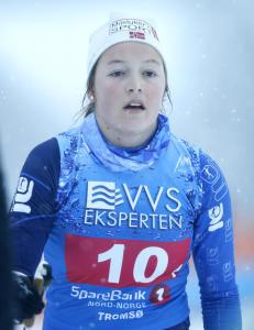 Vegard Ulvangs datter r�k ut i semifinalen i ungdoms-OL