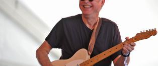 Gitar-viruoser med sans for kino og vill vest-musikk