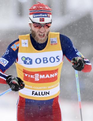 Sundby fikk russerbank etter ellevill sekundstrid: - Jeg ble for sliten