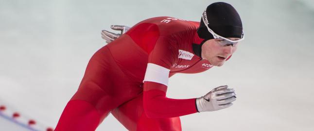 Sverre Lunde Pedersen gikk superl�p og tok VM-bronse