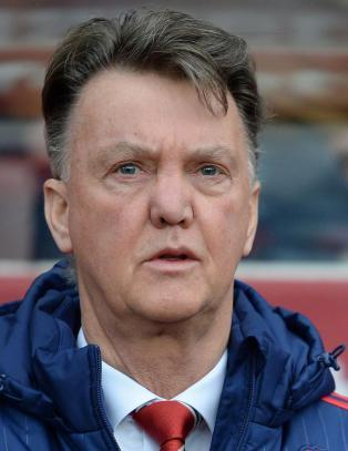 United gikk p� flaut tap mot dumpekandidat - hva n�, van Gaal?