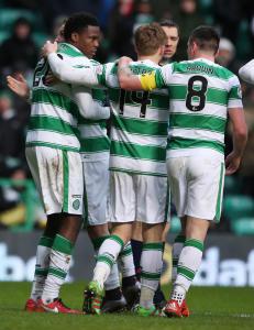 Deilas Celtic slo tilbake etter t�ff periode