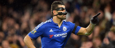 Maskeradefest for Chelsea da Newcastle ble gjort til statister: - For en fest