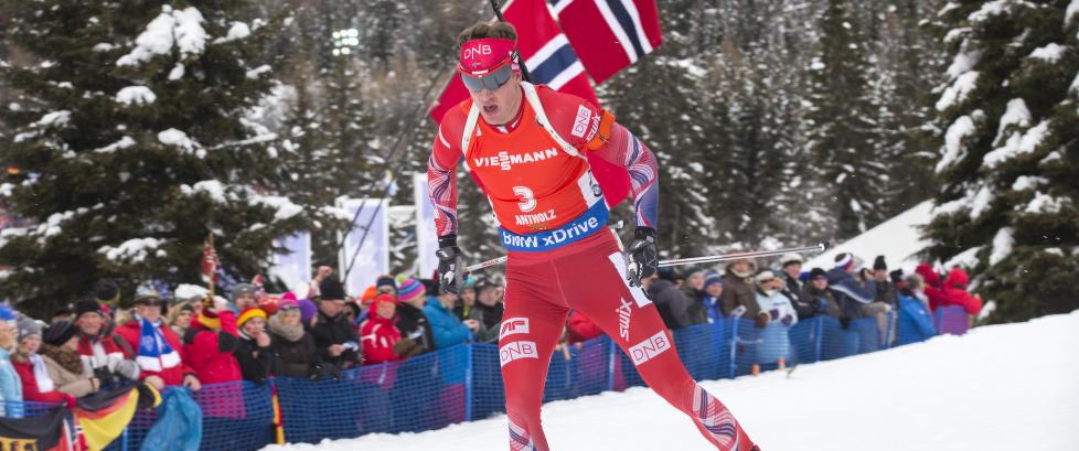 Norge knuste verdenseliten med halvt �B-lag�. Vant siste renn f�r VM