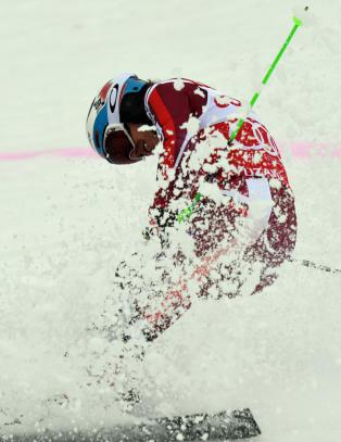 Kristoffersen skuffet i Japan, men tok innp� Hirscher