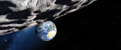 Russland vil utvikle raketter som kan sprenge asteroider