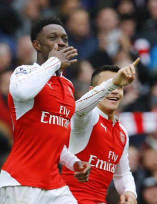 Welbeck sendte Arsenal til himmels p� overtid