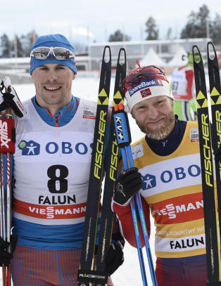 Stort antiklimaks for Northug i Falun-returen. Sundby beste nordmann p� 3. plass