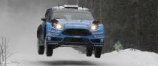 �stberg klinket til med pallplass i Rally Sverige