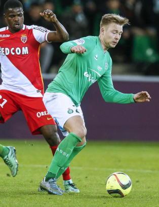 S�derlund og Saint-�tienne ett hakk n�rmere Champions League