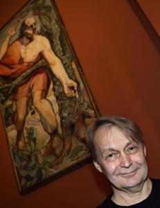- Nasjonalgalleriet ville kaste Aksel Waldemars kunst. S�nt blir det film av