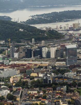 Spår ti prosent boligprisvekst i Oslo
