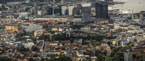 Sp�r ti prosent boligprisvekst i Oslo