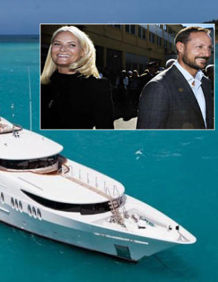 Kronprinsparets �ferieyacht� til salgs