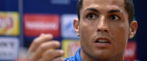 Rio Ferdinand forst�r Ronaldos spesielle oppf�rsel