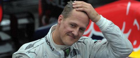 Manager om Schumachers tilstand: - Michael er ikke her