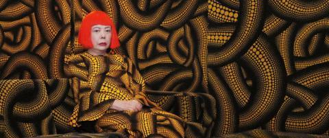 Yayois mor brukte vold for � hindre henne i � bli kunstner