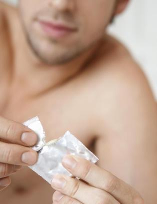- Kondom eller p-pille? Vi greier ikke � bli enige