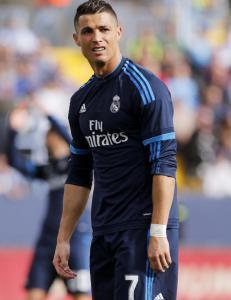 Ronaldo bommet p� straffe da Real Madrid snublet mot Malaga