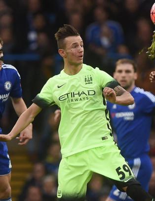 City og Celina ble ydmyket av Chelsea