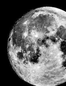 Astronauter h�rte rar �musikk� fra m�nens bakside