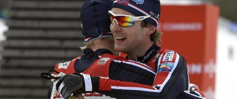 Dobbelt norsk i kombinert: Krog vant foran Graabak