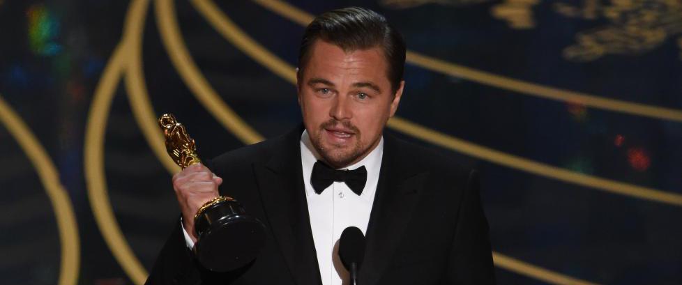 Endelig vant DiCaprio Oscar