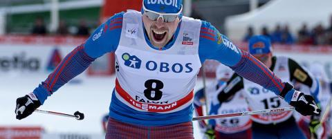 Norge hadde tre mann i finalen - ingen kom p� pallen