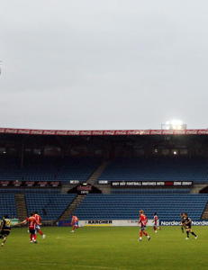 UEFA: EM-kamper kan spilles for tomme tribuner, og kamper kan flyttes p� kort varsel