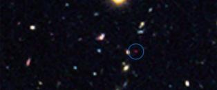 NASA: - Vi har g�tt langt tilbake i tid, lenger enn vi noen gang hadde forventet � kunne gj�re