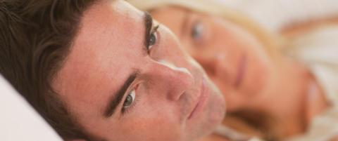 -Min partner lider av depresjon, men nekter � s�ke hjelp. Hva gj�r jeg?