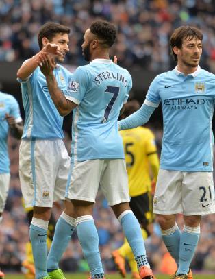 City kj�rte over stakkarslige Aston Villa