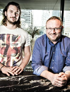 Dansken, svensken og nordmannen som leder Oslos restaurantverden