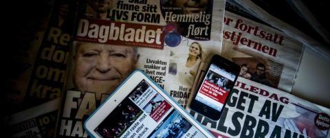Mobilbruken øker, men eksperter har troa på papiravisa
