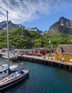 Vil ha elektrisk port og inngangspenger til turistperle i Lofoten