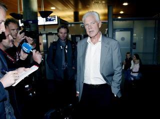 SKUFFET: Arne Treholt trodde den falske etterretningskilden satt på informasjon som kunne reinvakse ham. Foto:Jacques Hvistendahl/Dagbladet