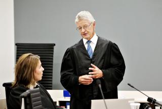 BLE LURT: Advokat Harald Stabell er positv til at Malthe-S�renssen endelig har lagt kortene p� bordet og erkjent bl�ff. Foto: Nina Hansen / Dagbladet