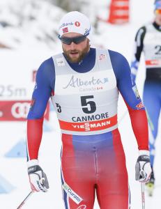 Petter Northug lot de andre g� fra ham i finalen - hadde ingen interesse av � vinne