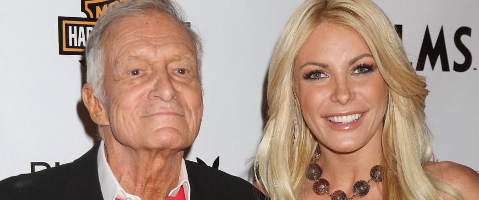 Hugh Hefners kone rammet av alvorlig sykdom