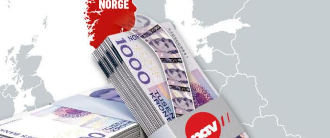 Overgrepstiltalt f�r Nav-penger p� r�mmen i Syria: - Jeg reagerer veldig, veldig p� dette
