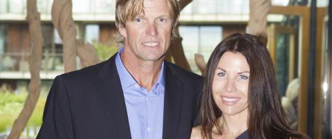 Bjørn Maaseide hyller eks-kona etter samlivsbruddet