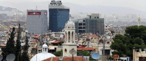 Overgrepstiltalt f�r NAV-penger p� r�mmen i Syria. Arbeidsministeren varsler regelendring